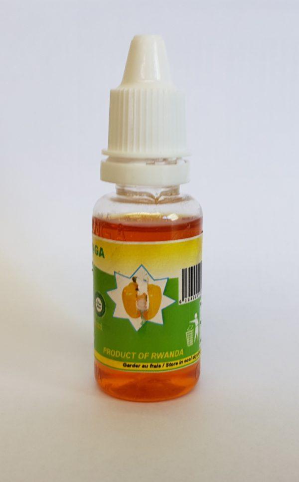 Akabanga - Piri-Piri Chiliöl - kleine Flasche mit Olivenöl
